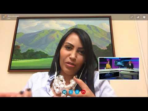 "Delsa Solorzano: ""No me da la gana de regalar gobernaciones"". Aló Buenas Noches Seg. 6"