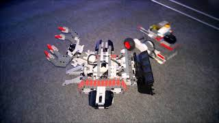 Lego Турнир боевых роботов /Tournament of battle robots 10.12.17 full