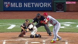 2015 ASG: Cole strikes out Trout swinging in the 3rd