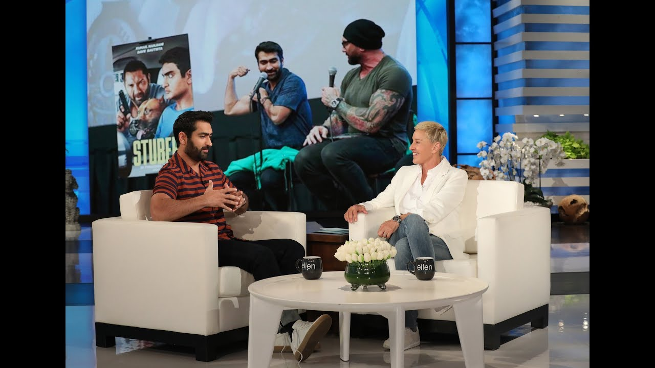 Comedy stars who got fit for action roles: Kumail Nanjiani, Chris ...