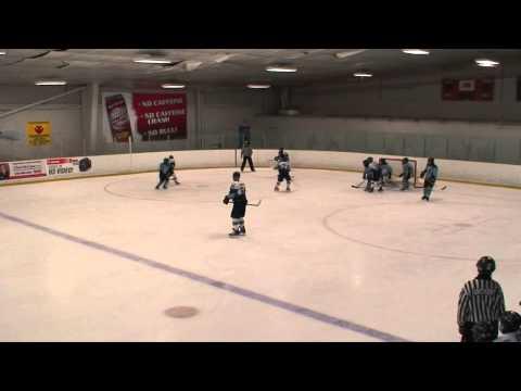 "#22 Goal 20110107 Cumberland Junior Grads 1997 Minor Bantam ""AA"" Hockey Team 2010-11 Season"