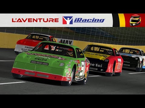 L'aventure iRacing #46 : NAZ'CAR - Partaille veut le podium ! [FR ᴴᴰ]
