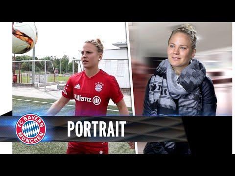 Leonie Maier im Portrait | FCB Frauen