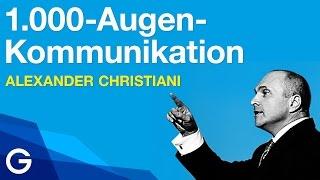 So geht Unternehmens-Kommunikation // Alexander Christiani