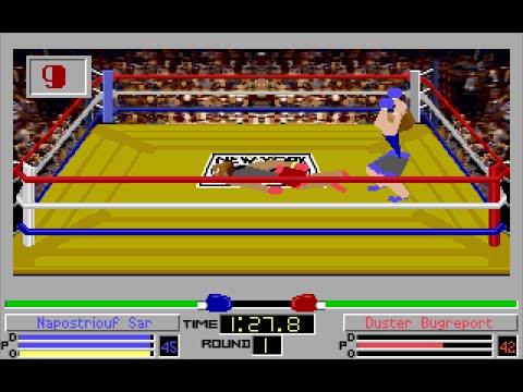 Distinctive Software - 4D Boxing - 1991