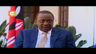 President Kenyatta  assures of security to those who want to vote on 26th October