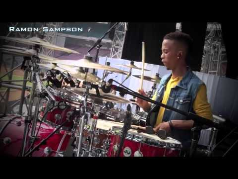 RAMON SAMPSON | ISRAEL AND NEW BREED INDONESIA