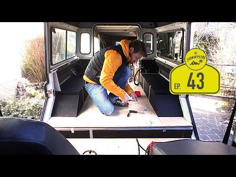 Wohnmobil Renovieren Teil 038 Fenster Scheibe Aushaken Turrahmen