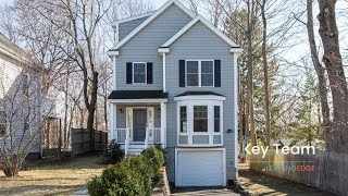 Reading Massachusetts Home For Sale Open House Key Team | #StephsVlog
