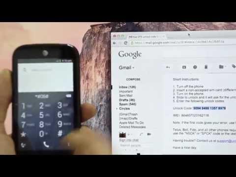 9dbd6e656a1 Como Liberar un Telefono Android - Desbloquear Android para cualquier sim  gsm - YouTube