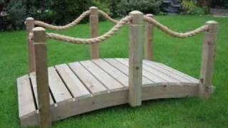 Garden Bridges For Beautifying Gardens By Gardenbridge.co.uk Ltd