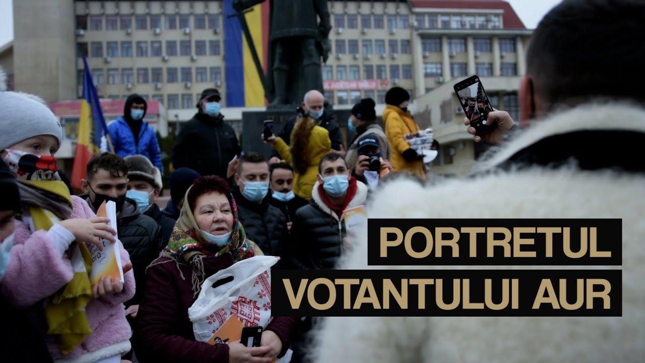 Portretul votantului AUR