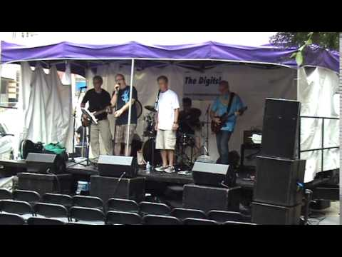 Reelin' in the Years, The Digits! Uncorked Wine and Music Festival, 8/23/2014