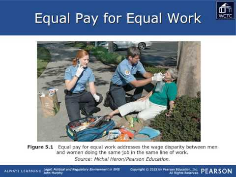 EMS Leadership & Management - Legal 05: Compensation and Benefits