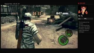 Resident Evil 5 4-1
