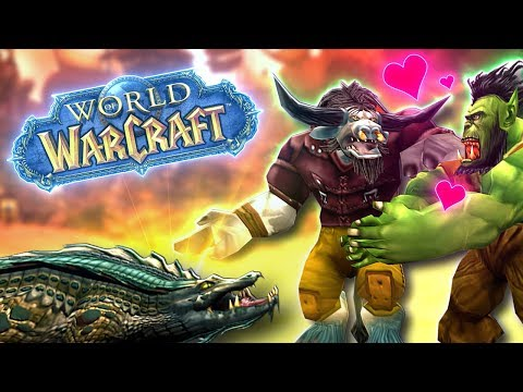 My First Days of World of Warcraft...