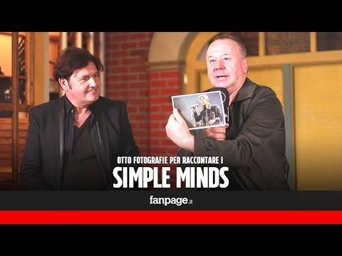 I Simple Minds in 8 fotografie, da Glasgow all'amore per l'Italia e Pino Daniele