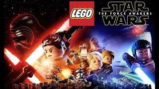 Lego Star Wars: The Force Awakens ЗВЁЗДНЫЕ ВОЙНЫ ПРОБУЖДЕНИЕ СИЛЫ