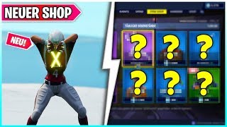 "😱 WIEDER DA! ""FOOTBALL"" Skins im Fortnite Shop vom 02.02 🛒 Fortnite Battle Royale & Rette die Welt"