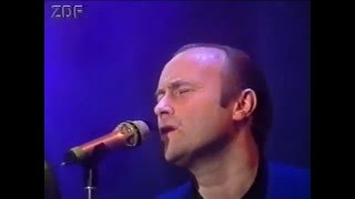 Phil Collins   I wish it would rain down   Das waren