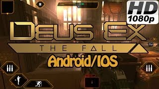 Juegos de PC baratos para Steam y Origin httpwwwkinguinnetesrjuegosrebajadosstorekinguinesspanish Gameplay del juego Deus Ex The Fall