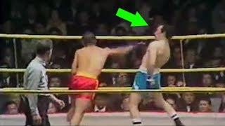 El verdadero mejor boxeador defensivo de la historia...