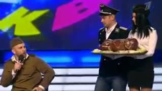 Чеченец в плену у немцев))