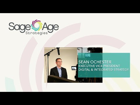 Sean Ochester, Executive Vice President of Digital & Integrated Strategy