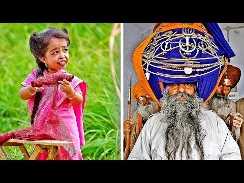 22 of India's Incredible World Records
