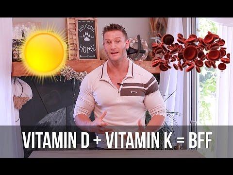 Vitamin K | Fat Burning Partner to Vitamin D - Thomas DeLauer