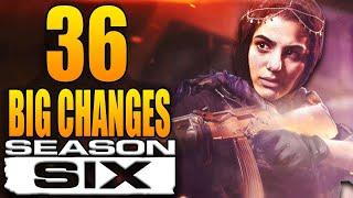 Modern Warfare: 36 Big Changes in The Season 6 Update! (Update 1.27)