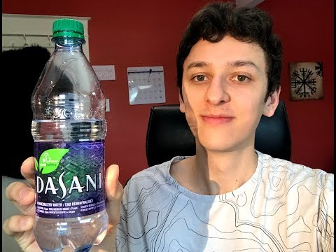 Dasani Still Water Review