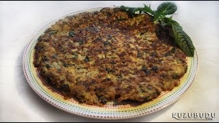 Mücver (osmanlı usulü) - osmanlı yemekleri/turkish food