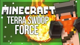 HE'S GONE MAD | Minecraft Terra Swoop Force #2 (Adventure/Dropper Map)
