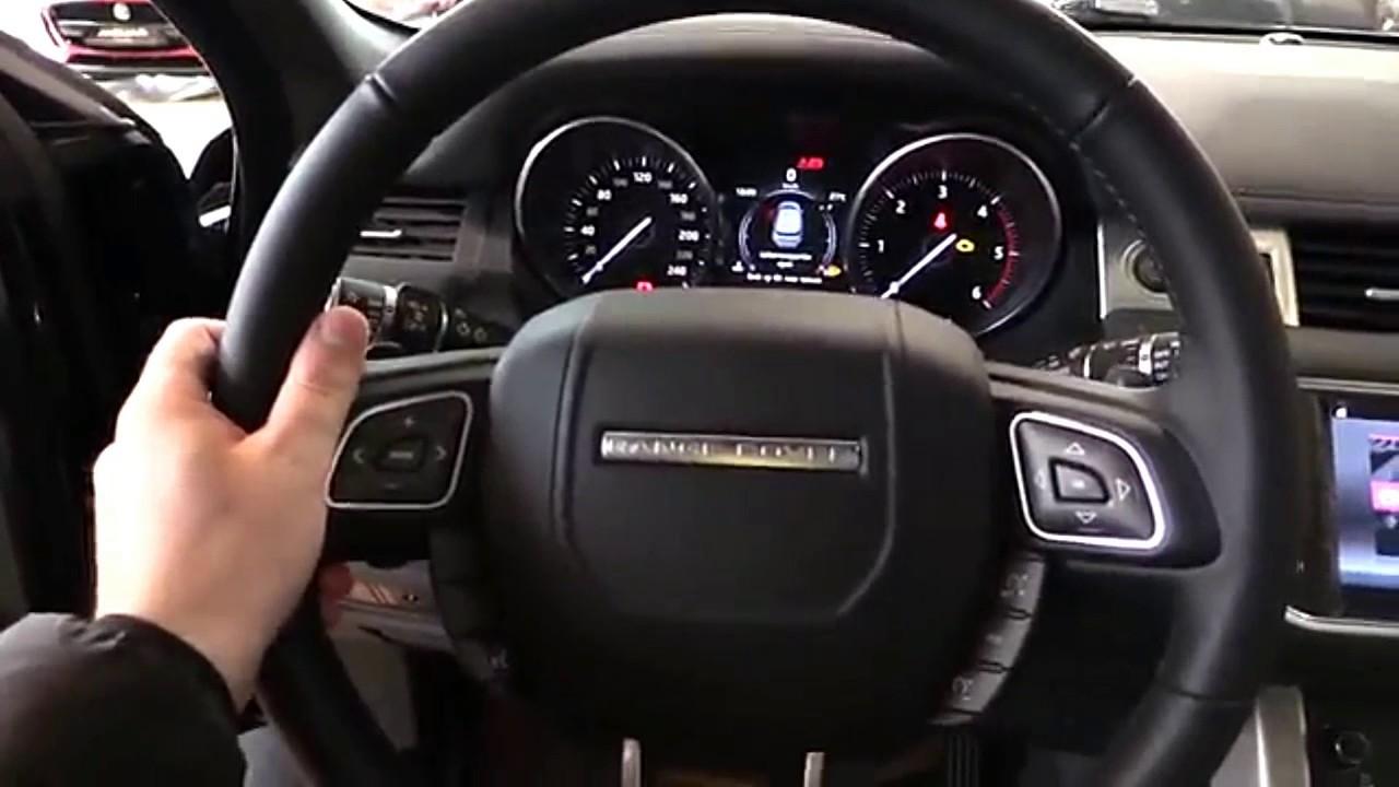 Range Rover Evoque 2017 Interior Brokeasshome Com