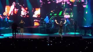 Eros Ramazzotti - Cosas de la Vida ( Movistar Arena, Santiago de Chile - 07.10.2013 )