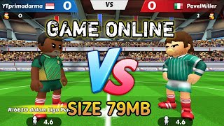 GAME PERFECT KICK 2 - ONLINE SOCCER GAME || ANDROID GAMEPLAY