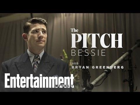 Bryan Greenberg pitches 'Bessie' to Jay Z