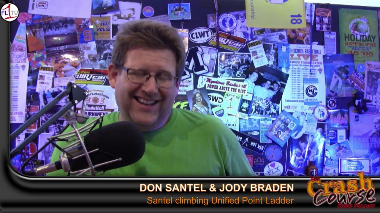 CRASH COURSE #317: Don Santel and Jody Braden, Brandon Thomas (podcast)