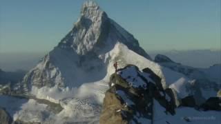 видео Гора Маттерхорн (Альпы, Швейцария): высота восхождения