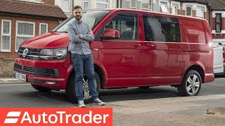 Living with a... Volkswagen Transporter T6 Kombi