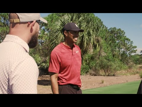 Tiger Unscripted TOUR B XS Testing