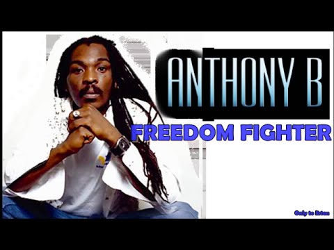 Anthony B - Freedom Fighter Lyrics Reggae