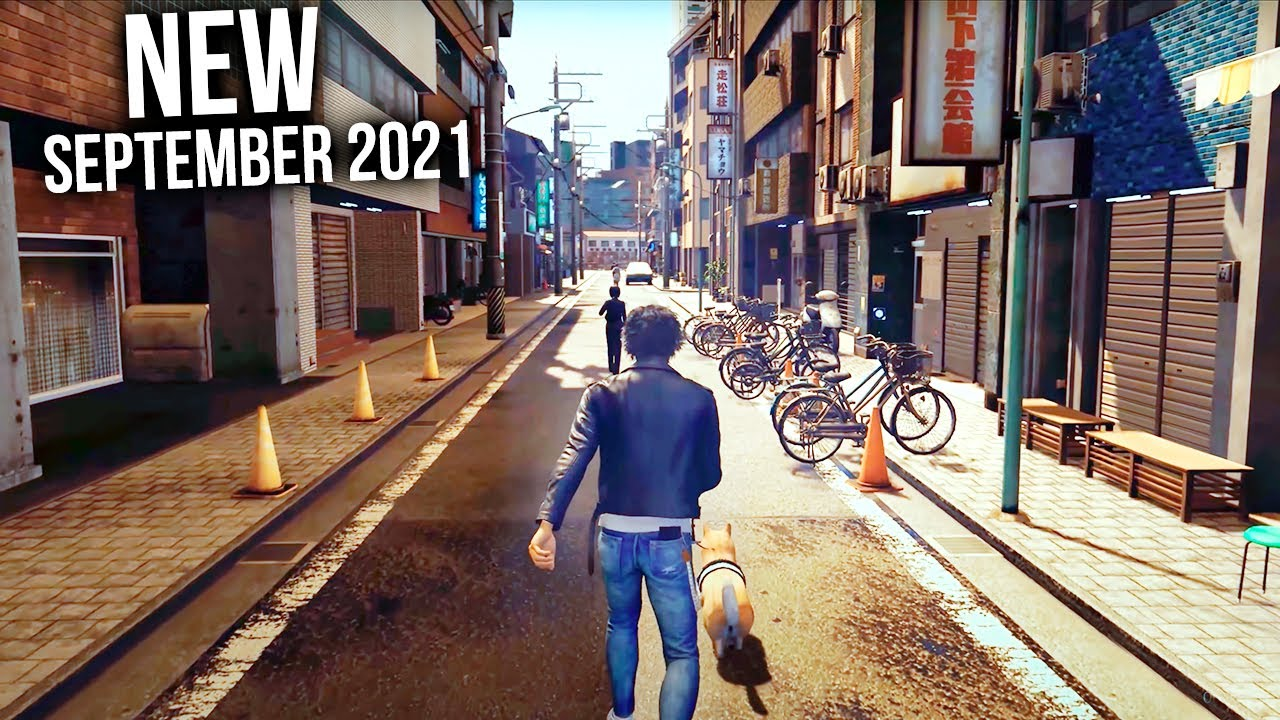 Download Top 10 NEW Games of September 2021
