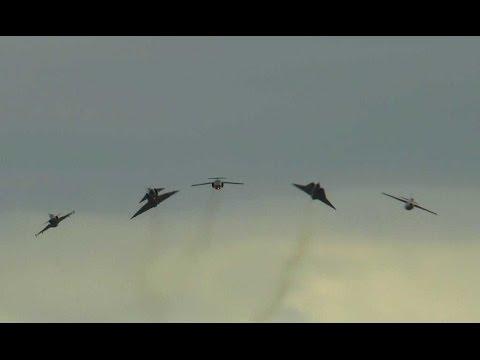 Swedish Air Force Historic Flight - NATO Days 2015 - Ostrava Mošnov (LKMT) - 20.09.2015 r.