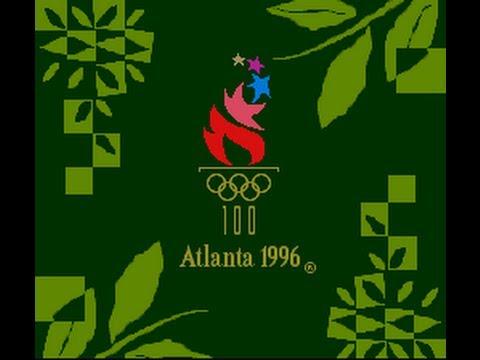 Atlanta 1996 Summer Olympic Games (SNES)