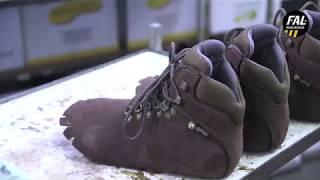 Изготовление испанской высокотехнологичной обуви Chiruca ... 8960798018e92