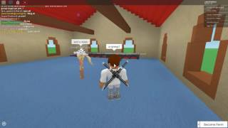 Roblox - Kohls Admin House ( With a fan ) ( Funny moments of me dying and failing )