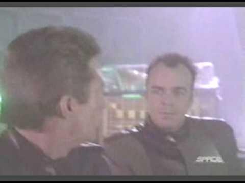 Babylon 5 - Babylon Squared Flash Forward Scene