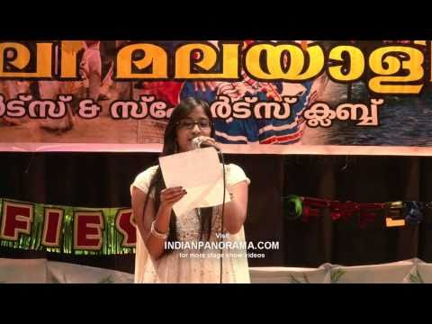 Valley Arts Nite 2010 : Chellathamare malayalm Son...